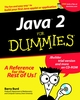 Java 2 For Dummies (0764507656) cover image