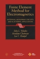 Finite Element Method Electromagnetics: Antennas, Microwave Circuits, and Scattering Applications (0780334256) cover image
