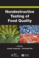 Nondestructive Testing of Food Quality (0813828856) cover image