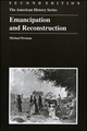 Emancipation and Reconstruction, 2nd Edition (0882959956) cover image