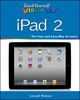 Teach Yourself VISUALLY iPad 2 (1118054156) cover image