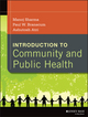 Introduction to Community and Public Health (1118410556) cover image
