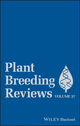 Plant Breeding Reviews, Volume 37 (1118497856) cover image