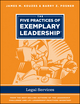 The Five Practices of Exemplary Leadership - Legal Services (1118556356) cover image