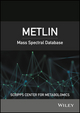 METLIN Mass Spectral Database (1119377056) cover image