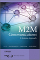 M2M Communications: A Systems Approach (1119994756) cover image