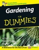 Gardening For Dummies (1119996856) cover image