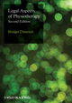 Legal Aspects of Physiotherapy, 2nd Edition (1405176156) cover image