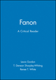 Fanon: A Critical Reader (1557868956) cover image