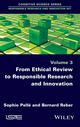 From Ethical Review to Responsible Research and Innovation (1848219156) cover image