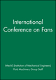International Conference on Fans (1860584756) cover image