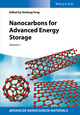 Nanocarbons for Advanced Energy Storage, Volume 1 (3527336656) cover image