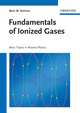 Fundamentals of Ionized Gases: Basic Topics in Plasma Physics (3527410856) cover image