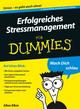 Erfolgreiches Stressmanagement für Dummies, 3. Auflage (3527646256) cover image