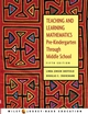 Teaching and Learning Mathematics: Pre-Kindergarten through Middle School, 5th Edition (EHEP000356) cover image