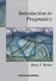 Introduction to Pragmatics (EHEP002856) cover image