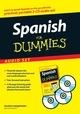 Spanish For Dummies Audio Set (0470095857) cover image