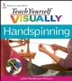 Teach Yourself VISUALLY Handspinning (0470098457) cover image
