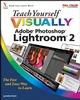 Teach Yourself VISUALLY Adobe Photoshop Lightroom 2 (0470264357) cover image