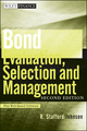 Bond Evaluation, Selection, and Management, + Website, 2nd Edition (0470478357) cover image