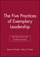 The Five Practices of Exemplary Leadership, Revised Edition (Portuguese) (0470536357) cover image