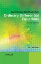 Numerical Methods for Ordinary Differential Equations, 2nd Edition (0470753757) cover image