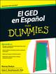 El GED en Espanol Para Dummies (0470769157) cover image