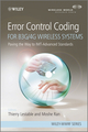 Error Control Coding for B3G/4G Wireless Systems: Paving the Way to IMT-Advanced Standards (0470779357) cover image