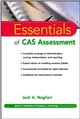 Essentials of CAS Assessment  (0471290157) cover image