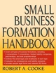 Small Business Formation Handbook (0471314757) cover image