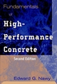 Fundamentals of High-Performance Concrete, 2nd Edition (0471385557) cover image