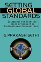 Setting Global Standards: Guidelines for Creating Codes of Conduct in Multinational Corporations  (0471414557) cover image