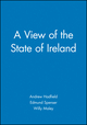 A View of the State of Ireland (0631205357) cover image