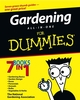 Gardening All-in-One For Dummies (0764525557) cover image