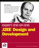 Expert One-on-One J2EE Design and Development (0764543857) cover image