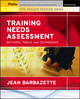 Training Needs Assessment: Methods, Tools, and Techniques (0787975257) cover image