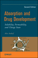 Absorption and Drug Development: Solubility, Permeability, and Charge State, 2nd Edition (1118057457) cover image