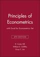 Principles of Econometrics 4e with Excel for Econometrics Set (1118449657) cover image