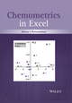 Chemometrics in Excel (1118605357) cover image