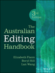 The Australian Editing Handbook, 3rd Edition (1118635957) cover image