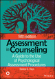 Assessment in Counseling: A Guide to the Use of Psychological Assessment Procedures, 5th Edition (1119019257) cover image