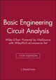 Basic Engineering Circuit Analysis, 11e Wiley E-Text: Powered by VitalSource with WileyPLUS eCommerce Set (1119368057) cover image