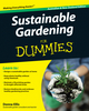 Sustainable Gardening For Dummies, Australian & New Zealand Edition (1742169457) cover image