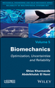 Biomechanics: Optimization, Uncertainties and Reliability (1786300257) cover image