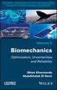 Biomechanics: Optimization, Uncertainties and Reliability (1786300257) cover image