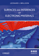 Surfaces and Interfaces of Electronic Materials (3527409157) cover image