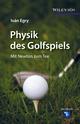 Physik des Golfspiels: Mit Newton zum Tee (3527412557) cover image