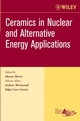 Ceramics in Nuclear and Alternative Energy Applications, Volume 27, Issue 5 (0470080558) cover image