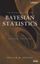 Introduction to Bayesian Statistics, 2nd Edition (0470141158) cover image