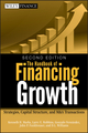 The Handbook of Financing Growth: Strategies, Capital Structure, and M&A Transactions, 2nd Edition (0470390158) cover image